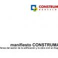 Més d'un centenar d'associacions de la construcció, que agrupen 500.000 persones, han signat el Manifest Construmat en defensa del sector de l'edificació i l'obra civil. El sector de l'edificació i […]