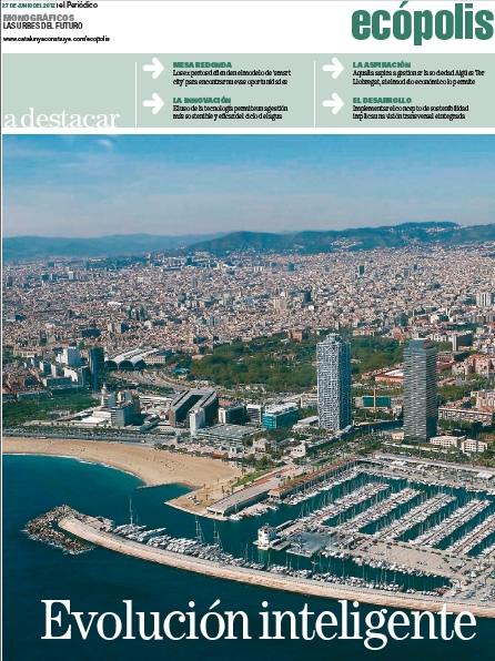 Portada Ecópolis Smart Cities
