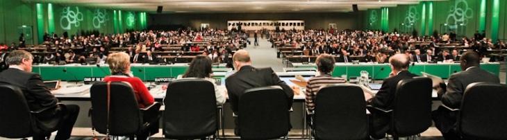 El cambio climático, inmune a los acuerdos internacionales #COP19