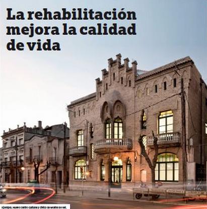 La rehabilitación mejora la calidad de vida